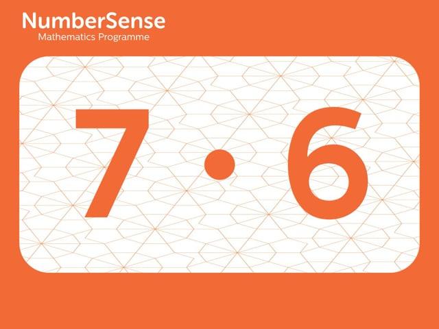 NumberSense Manipulating Numbers: Level 7, Task 6 (Gr.2, T.3, Wkbk 7)