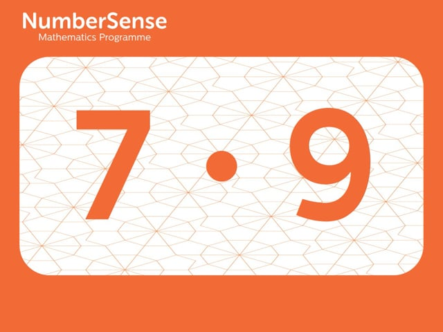 NumberSense Manipulating Numbers: Level 7, Task 9 (Gr.2, T.3, Wkbk 7)