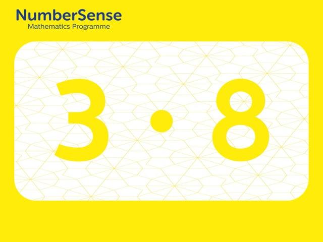 NumberSense Manipulating Numbers: Level 3, Task 8 (Gr.1, T.3, Wkbk 3)