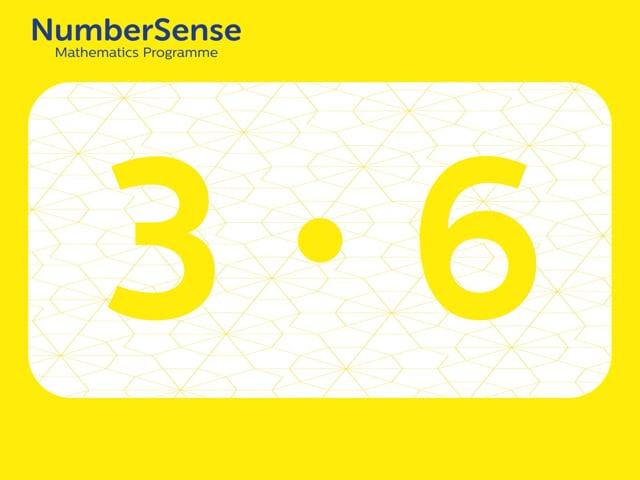 NumberSense Manipulating Numbers: Level 3, Task 6 (Gr.1, T.3, Wkbk 3)