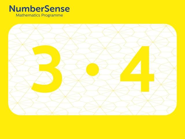 NumberSense Manipulating Numbers: Level 3, Task 4 (Gr.1, T.3, Wkbk 3)