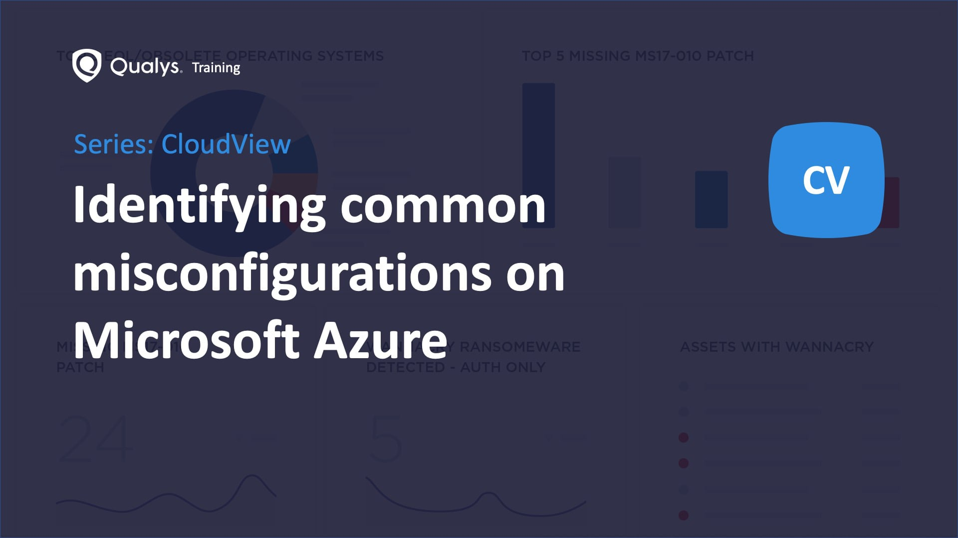 Identifying common misconfigurations on Microsoft Azure