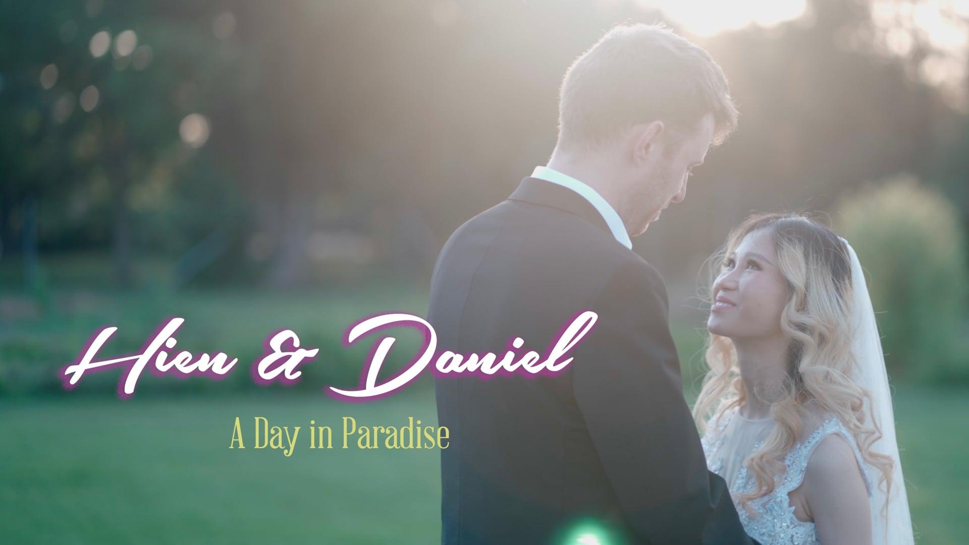 Hien & Daniel - A Day in Paradise