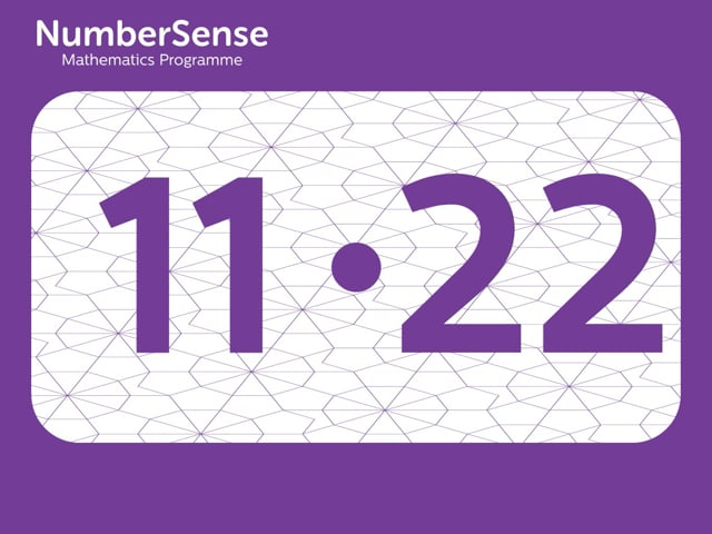 NumberSense Manipulating Numbers: Level 11, Task 22 (Gr.3, T.3, Wkbk 11)