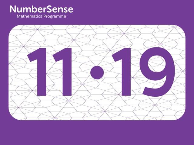 NumberSense Manipulating Numbers: Level 11, Task 19 (Gr.3, T.3, Wkbk 11)