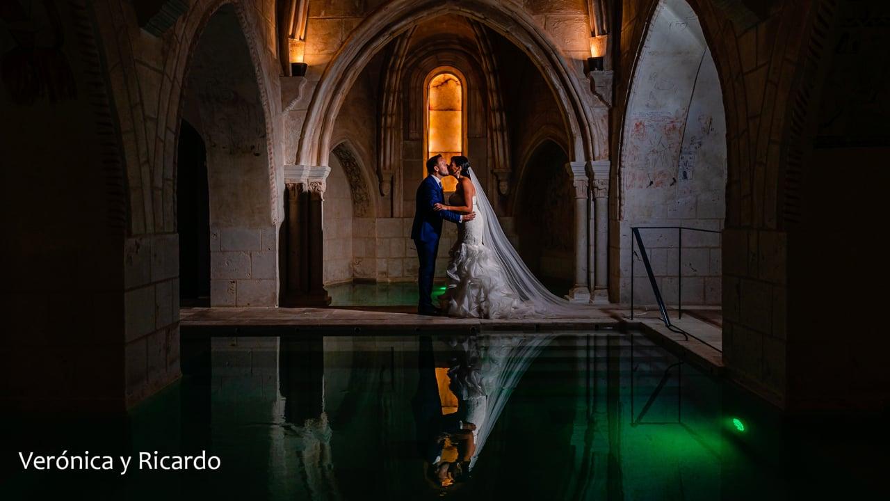 Boda de Verónica & Ricardo en Monasterio de Valbuena de Duero