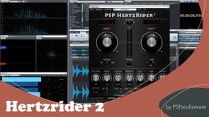 PSP Hertzrider 2   Jak uzyskać efekty stereo?