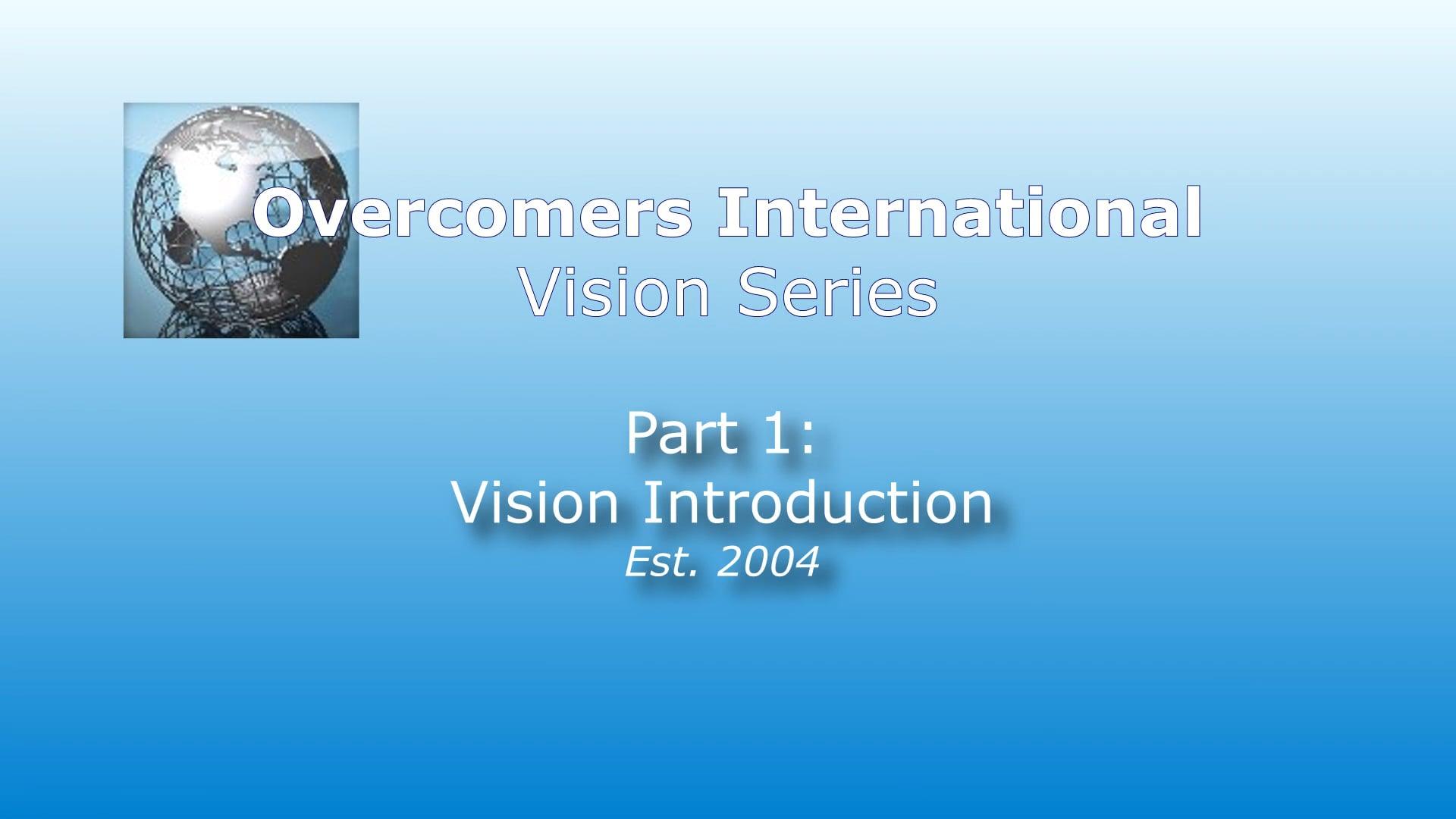 Vision of Overcomers International