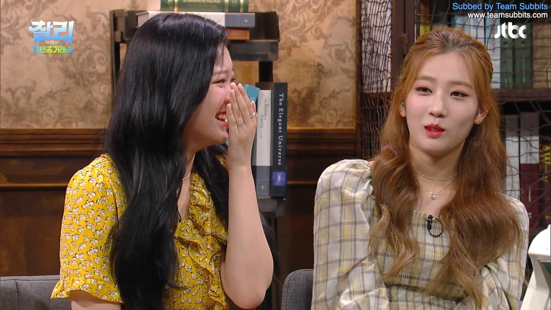 [ENG] Just Comedy Episode 7 Hyunjin & Kim Lip Cut (200815)