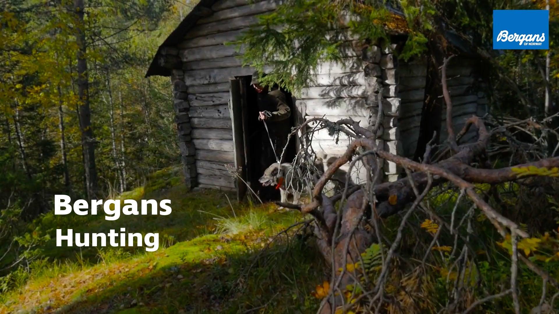 Bergans Hunting