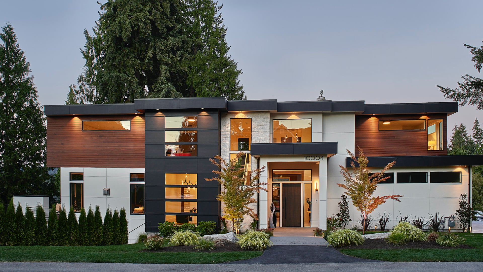 Adam Leland Homes presents West Bellevue Modern