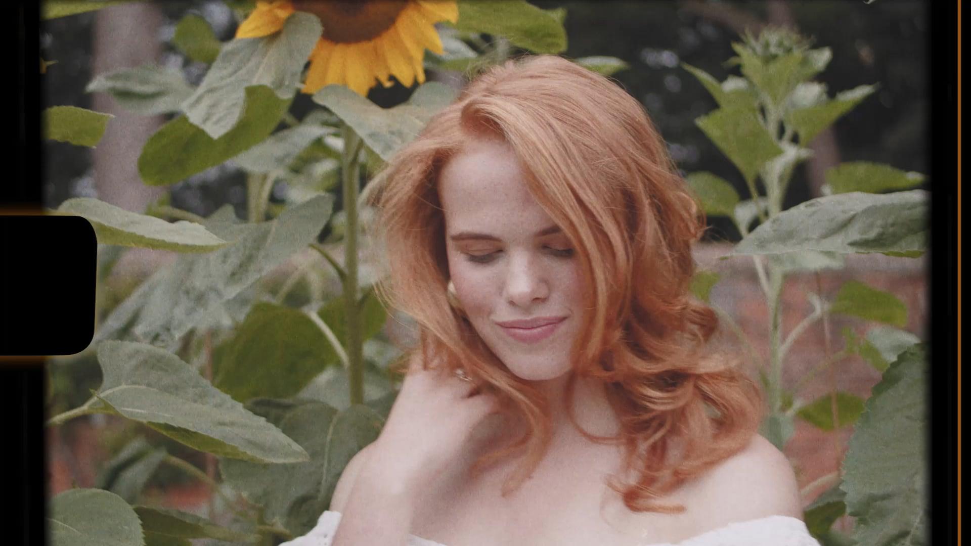 Sunflower Fashion Film