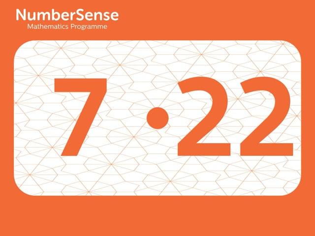 NumberSense Manipulating Numbers: Level 7, Task 22 (Gr.2, T.3, Wkbk 7)