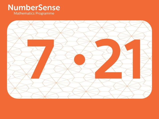 NumberSense Manipulating Numbers: Level 7, Task 21 (Gr.2, T.3, Wkbk 7)