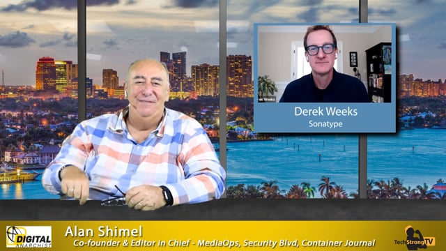 Derek Weeks - TechStrong TV