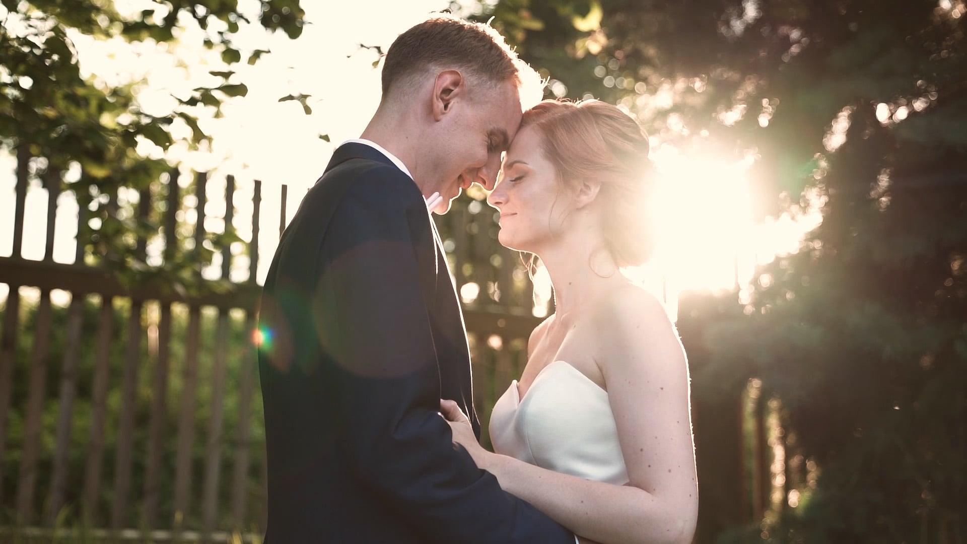 Svatební den: Majka a Pepa / Třeštický mlýn