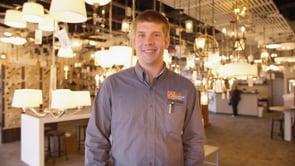 Zach Mette - Mette's Distinctive Lighting - Effingham CEO Alumni