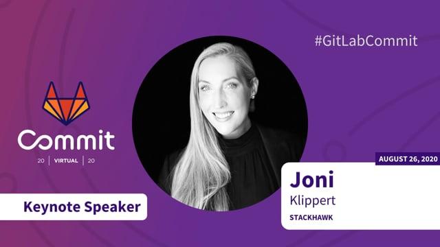 Joni Klippert - DevOps Works! ...Why Hasn't Security Kept Up? Keynote