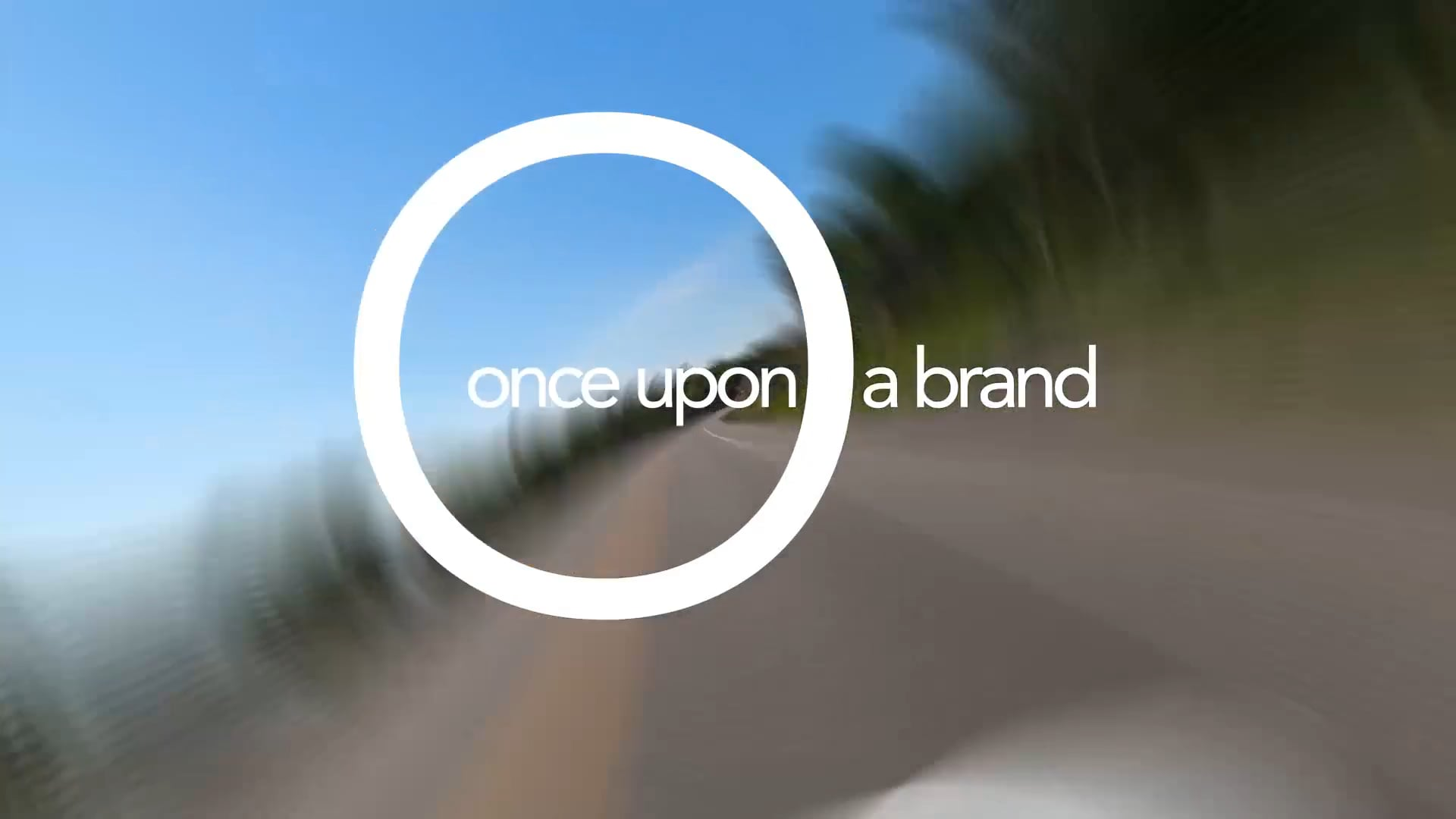 Once Upon A Brand Travel 2020