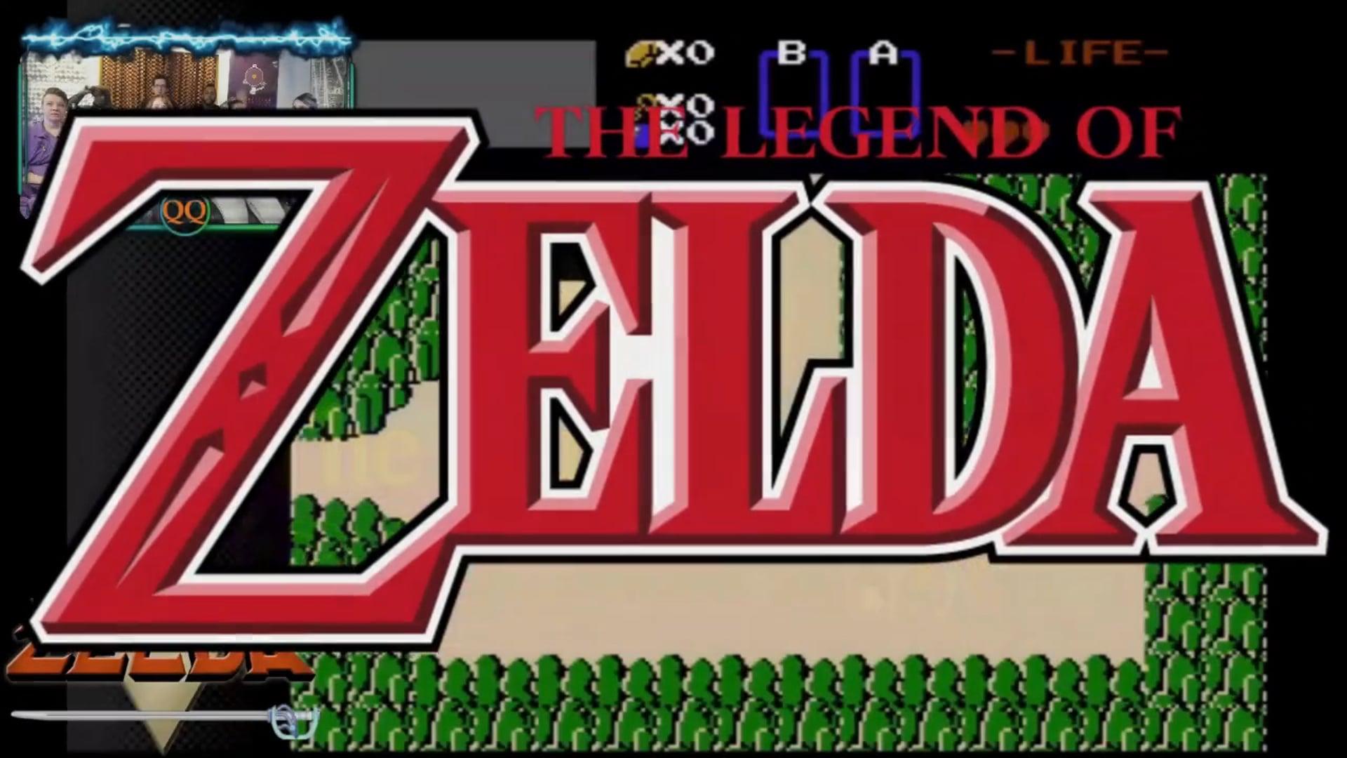 Legend of Zelda games pt.1