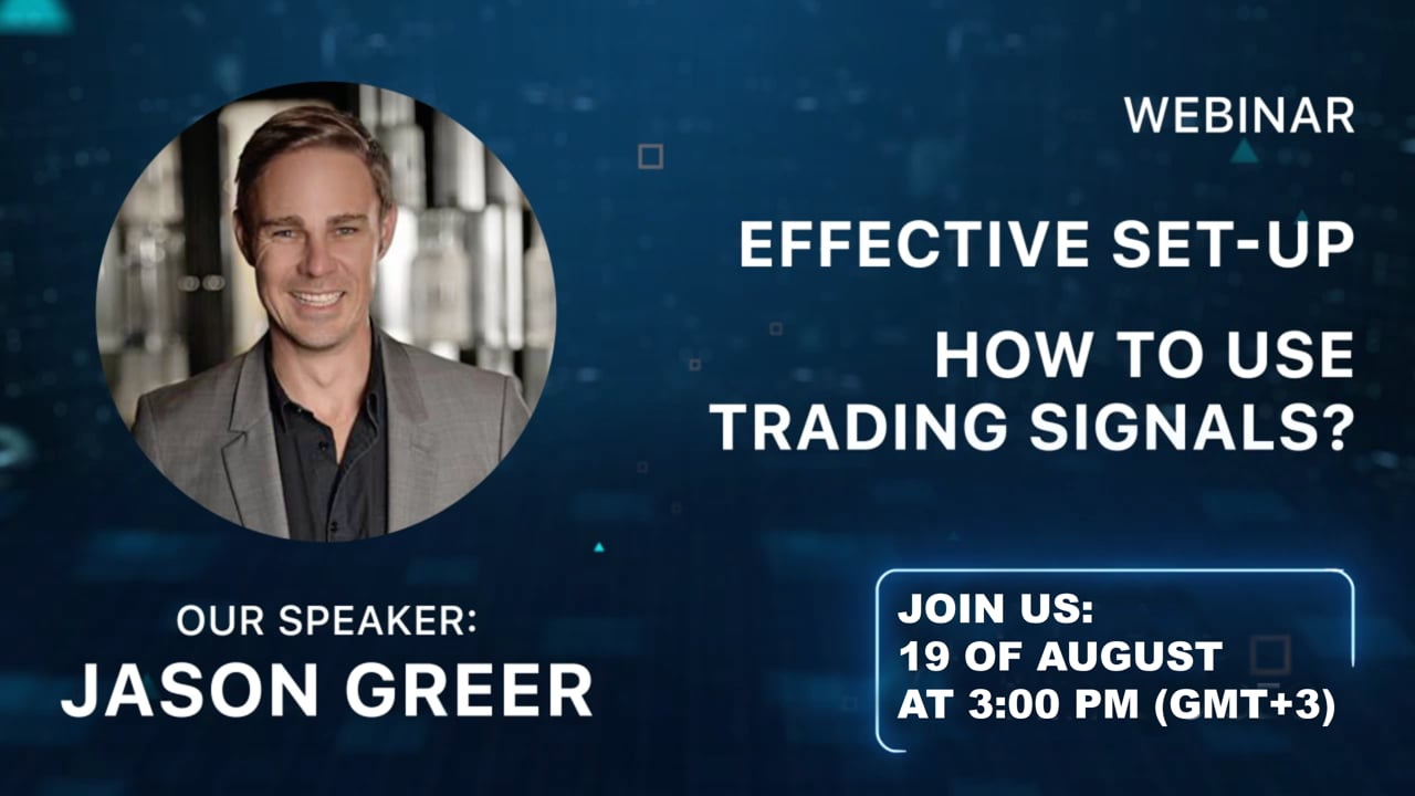 Effective set-up. How to use ExpertOption trading signals?