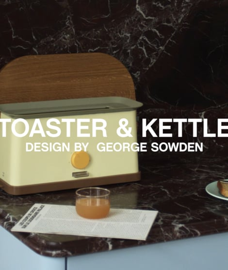 Sowden Toaster & kettle