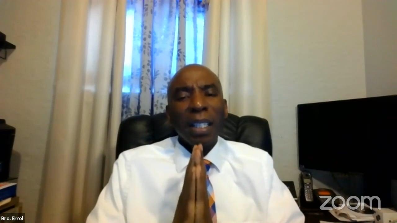05-17-20, Elder Errol A. Bertram, God Knows What He Is Doing