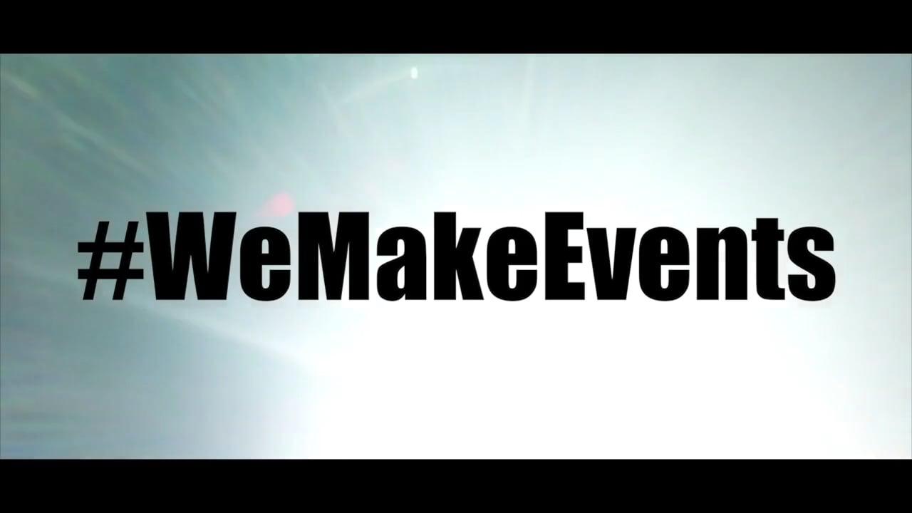 #WeMakeEvents Red Alert Manchester