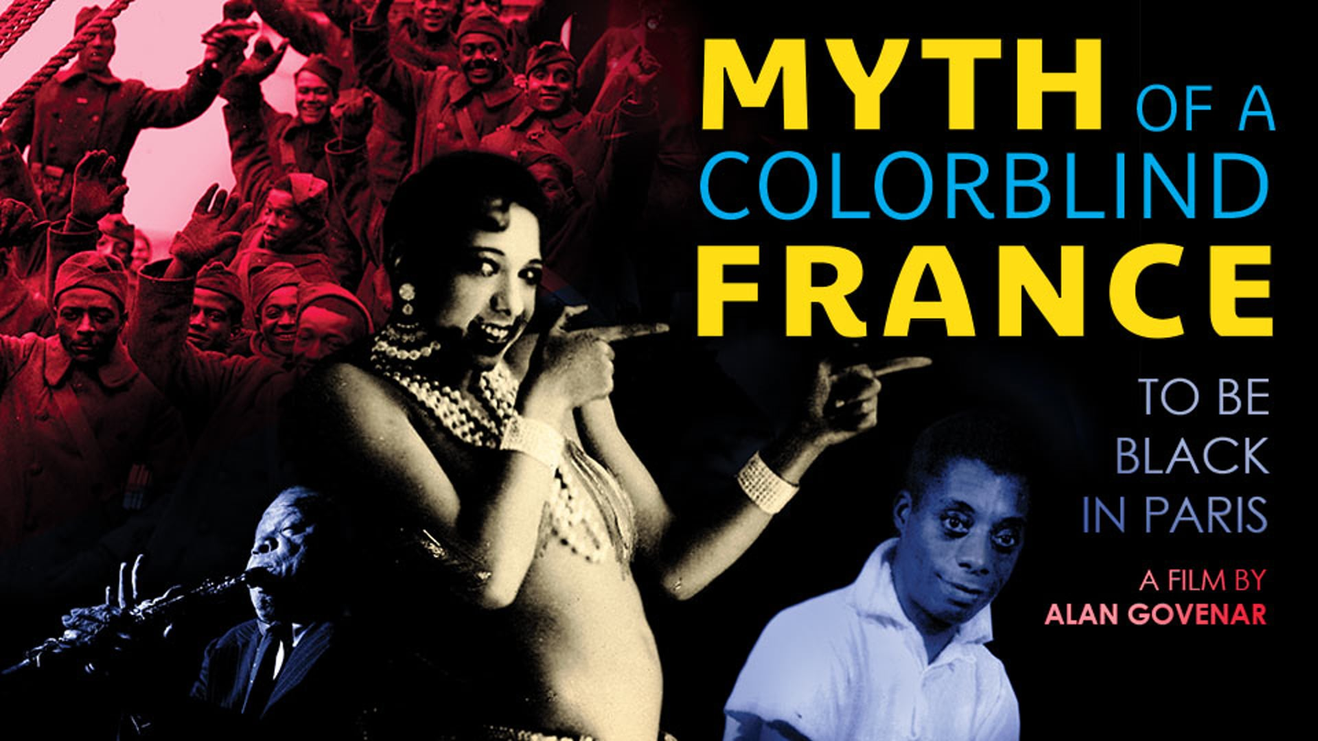 Myth of a Colorblind France - Trailer