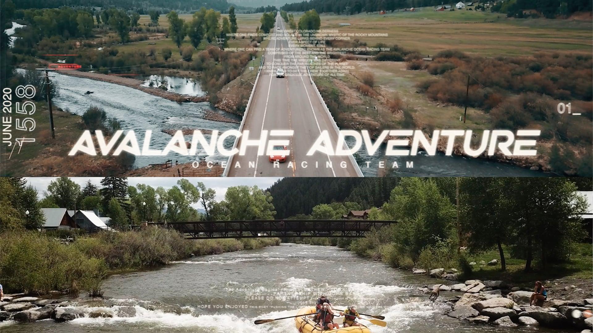 Avalanche Adventures | Ep 1 | John Barry