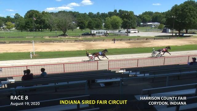 8-19-2020 Corydon Race 8