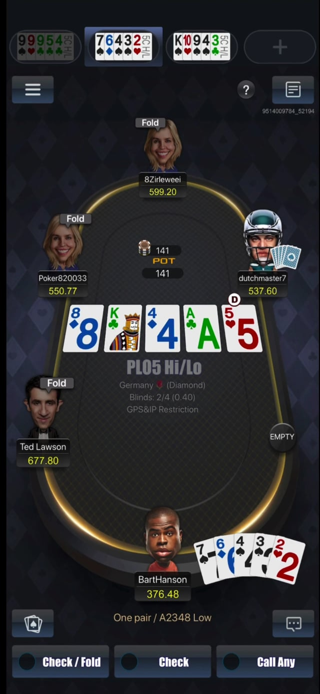 #71: Big Stakes Big O