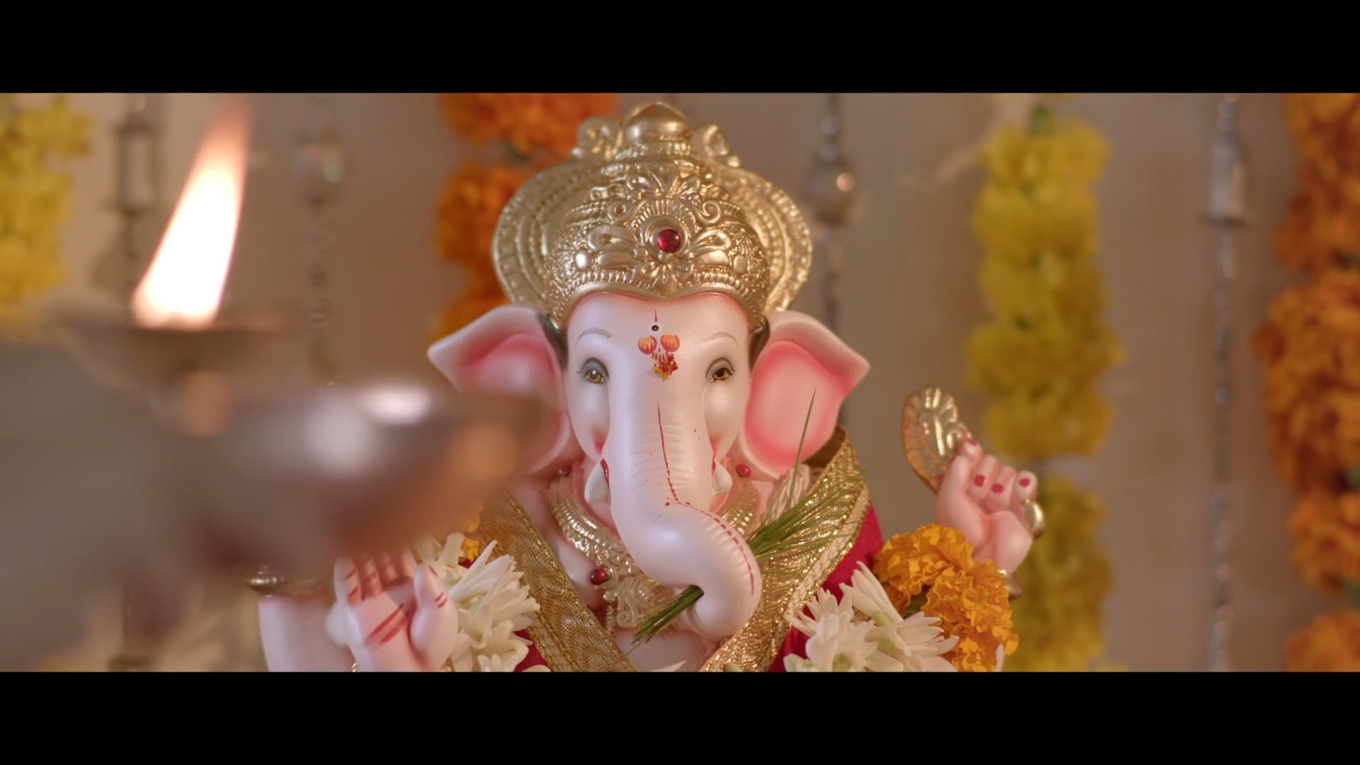 "HEM Agarbatti ""Paarvaticha Ganpati"" AD Film"
