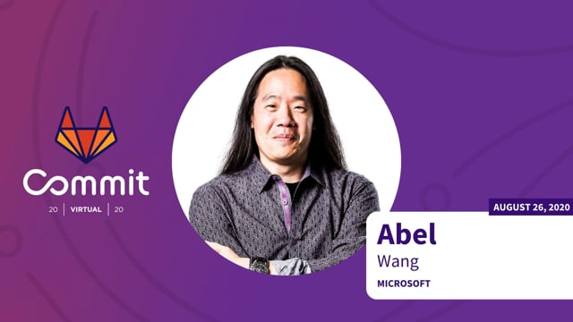 Abel Wang - Real World DevOps with Azure Cloud and GitLab