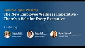 The New Employee Wellness Imperative