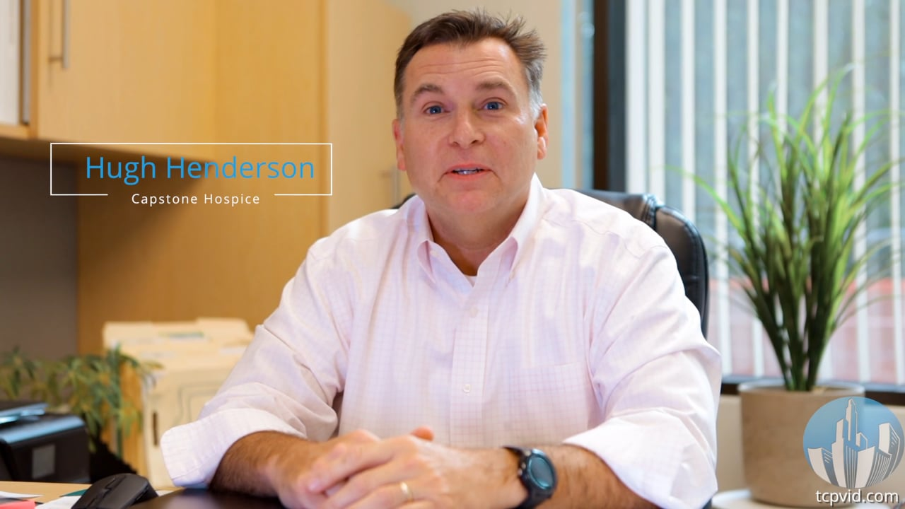 Capstone Hospice Testimonial For TC Productions