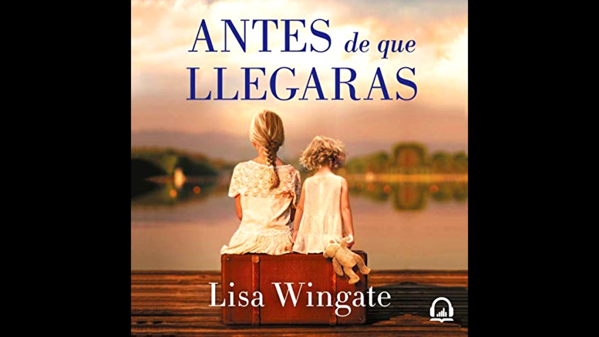 Spanish Audiobook: Antes de que Llegaras - Latin American Spanish