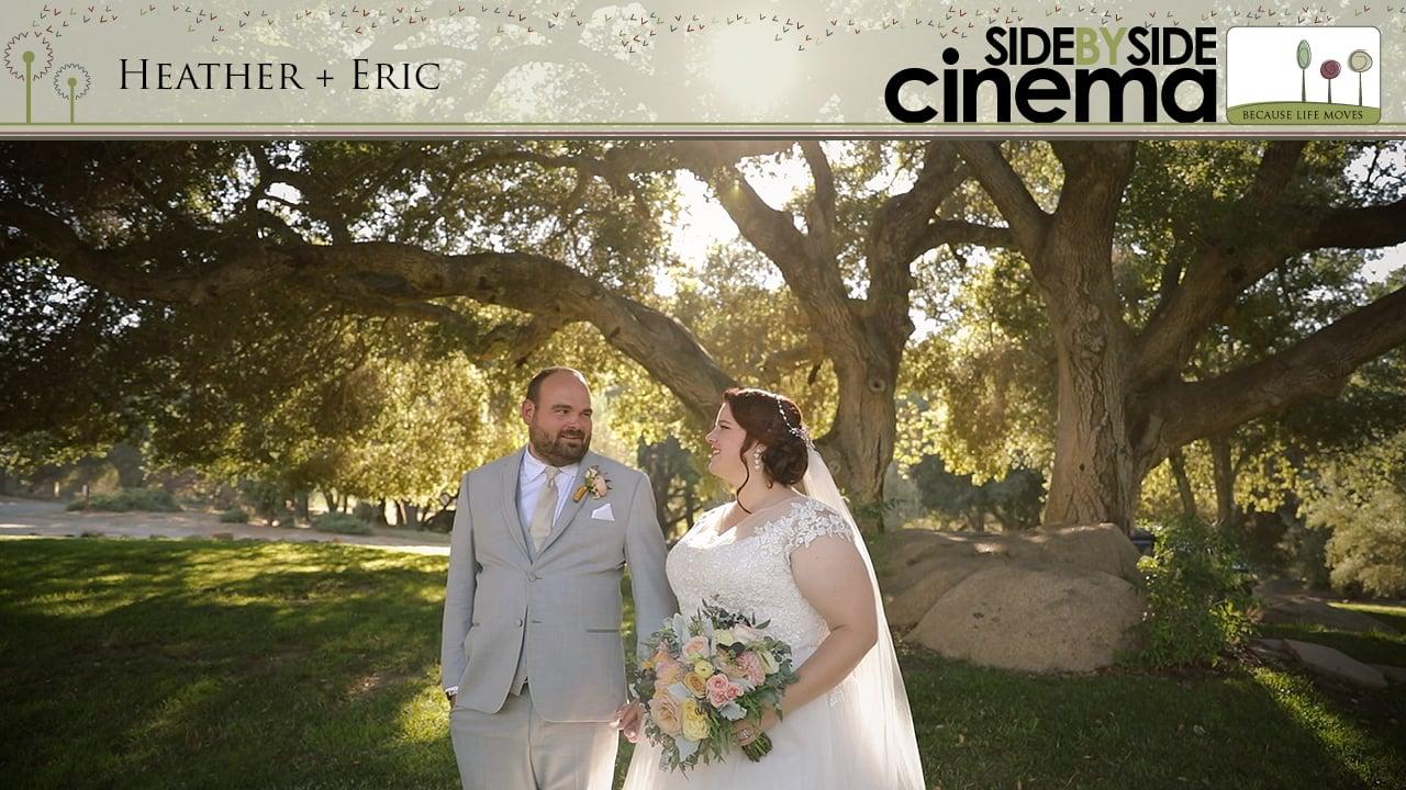 Heather and Eric - Ramona Wedding Films