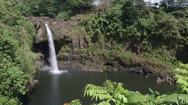 Hilo & The Volcano