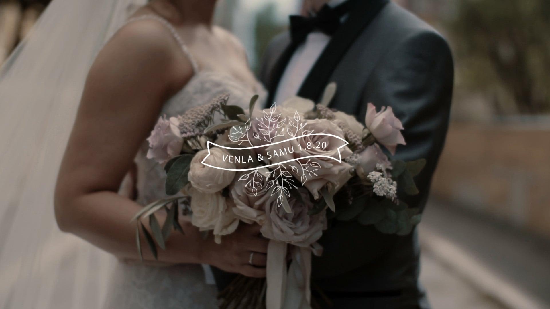 Venla & Samu 2020 Wedding Teaser