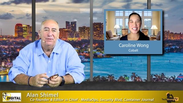 Caroline Wong - TechStrong TV