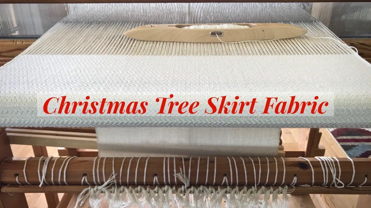 Christmas Tree Skirt Fabric
