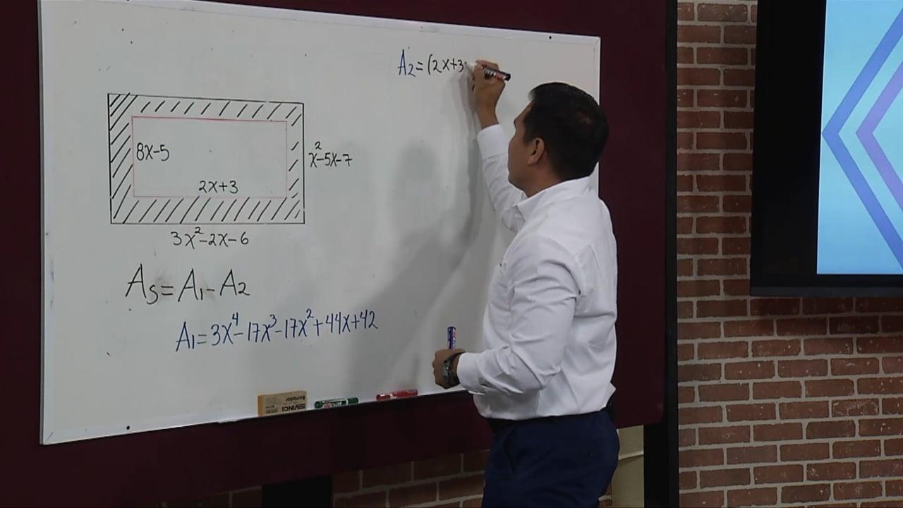 Expresiones algebraicas 2