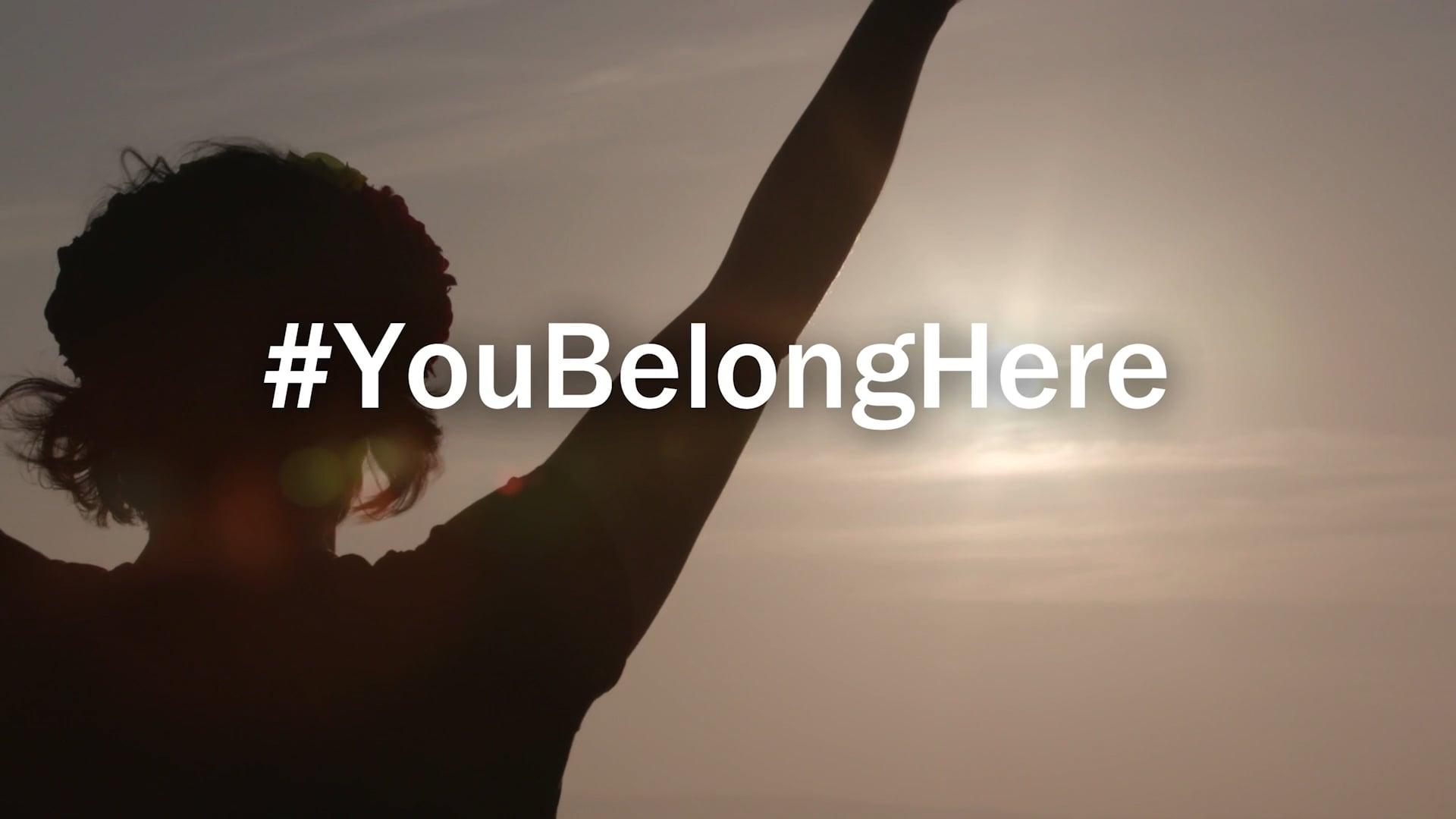 #YouBelongHere - Maggie