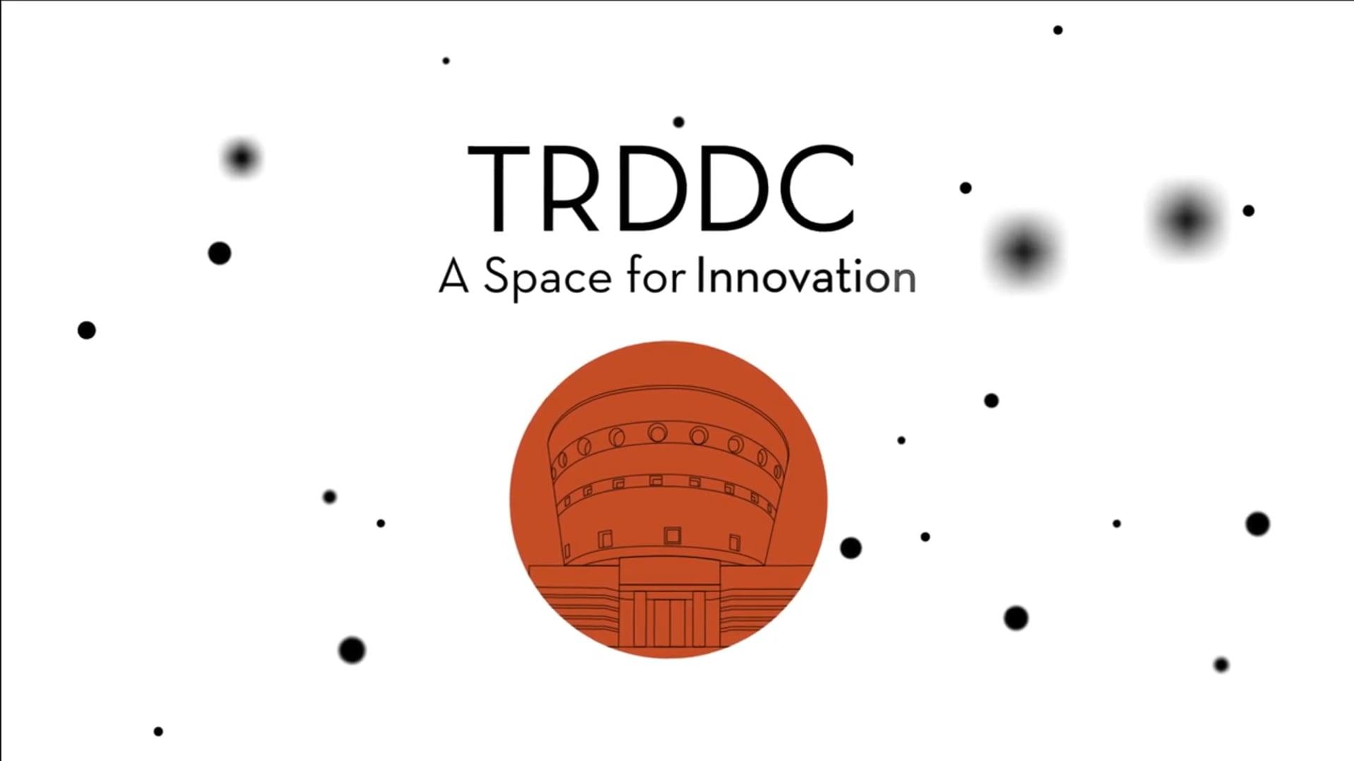 TCS - TRDDC - A Space for Innovation Av