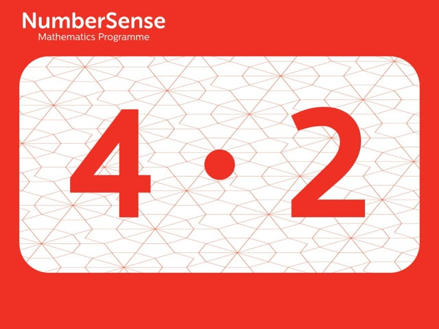 NumberSense Manipulating Numbers: Level 4, Task 2 (Gr.1, T.4, Wkbk 4)