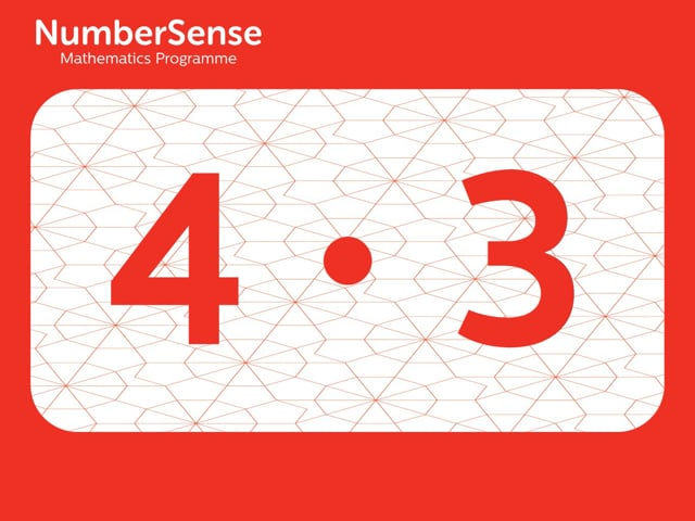 NumberSense Manipulating Numbers: Level 4, Task 3 (Gr.1, T.4, Wkbk 4)