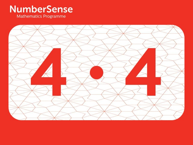 NumberSense Manipulating Numbers: Level 4, Task 4 (Gr.1, T.4, Wkbk 4)