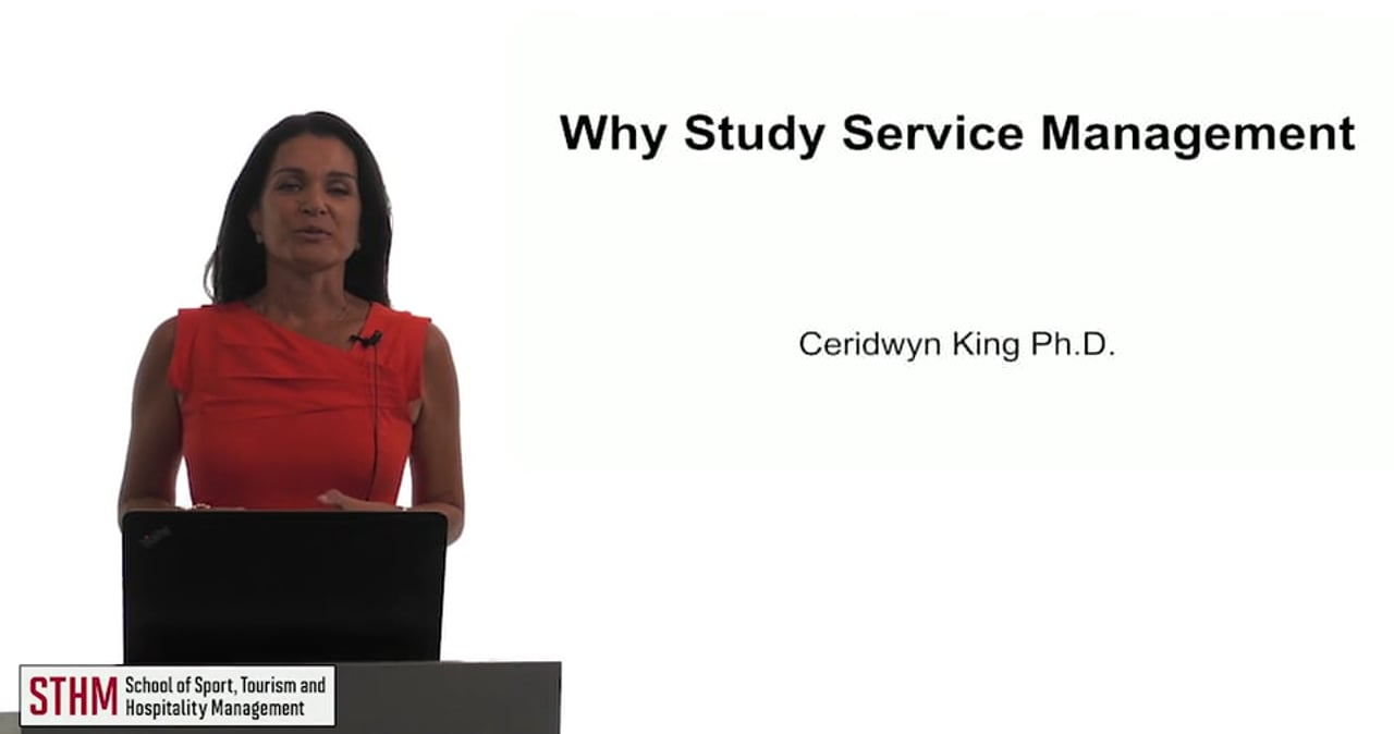 61818Why Study Service Management