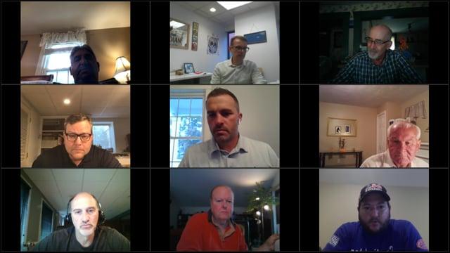 2020-08-06 Planning Board Meeting